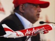 Tony Fernandes giám đốc điều hành AirAsia - Ảnh: REUTERS