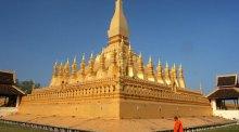 That Luang, Vientiane, Lào