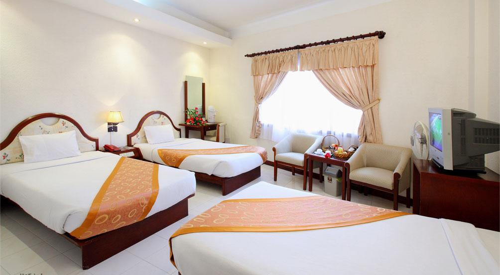 Khách sạn Thắng Lợi 1 Đà Lạt tiêu chuẩn 2 sao