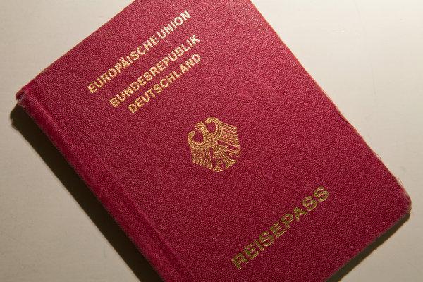 Hộ chiếu Đức