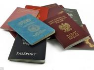 Hộ chiếu các nước chỉ có 4 màu chính