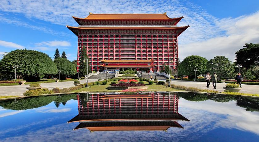 Khách sạn Grand ở Đài Bắc