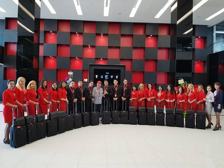 RedQ sẽ là nơi làm việc của hơn 2.000 AirAsia Allstars
