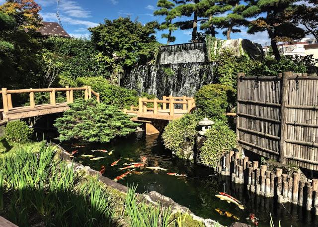 Công viên cá Koi Nishikigoi-no-Sato