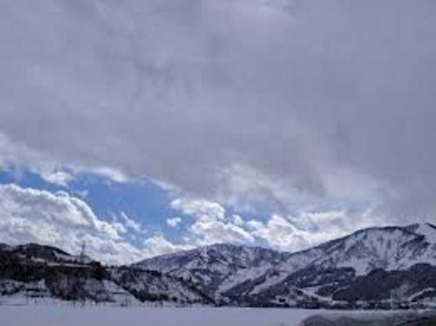 Tuyết ở Niigta