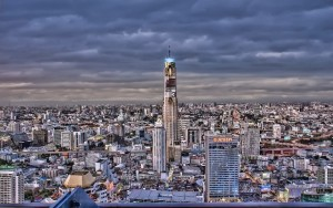 Tòa nhà Baiyoke 84 tầng