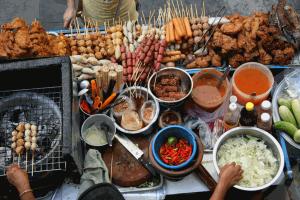 Ẩm thực đường phố Bangkok