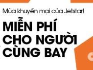 Miễn phí cho người cùng bay