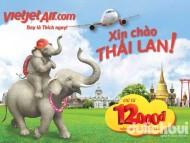 """""""Xin chào Thái Lan chỉ với 12,000 đồng"""""""