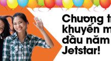 Khuyến mãi đầu năm của Jetstar