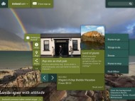 Website du lịch Ireland