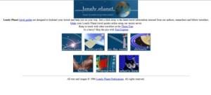 Lonely Planet năm 1996