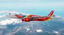 vietjetair ban ve may bay tet