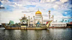 Du lịch bụi Brunei