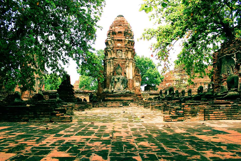 ayutthaya thai lan