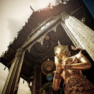 Grand Palace thai lan