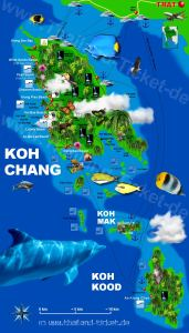 ban do koh chang