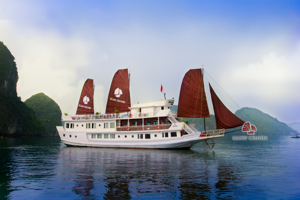 du thuyen Glory ha long
