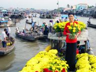 Tour du lịch Miền Tây: Cái Bè - Cù Lao Tân Phong 1 ngày