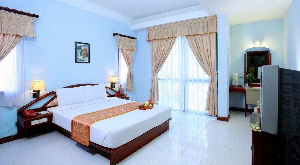 Phòng Khách sạn Thắng Lợi 1 Đà Lạt tiêu chuẩn 2 sao