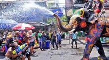 Tết Songkran ở Thái Lan