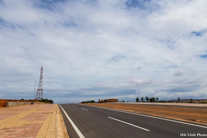 Tuyến đường Bàu Trắng - Phan Rí