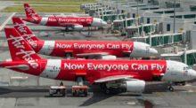 Máy bay AirAsia - Ảnh: Getty