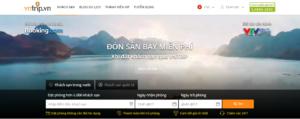 Vntrip - website đặt phòng khách sạn