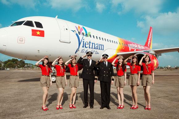 Vietjet Air sẽ mở chặng bay từ TP.Hồ Chí Minh đi Jakarta và Bali?