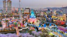 Lotte World, Hàn Quốc