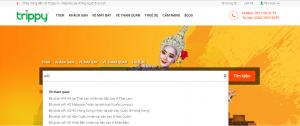 Tìm đặt thiết bị phát wifi trên Trippy.vn
