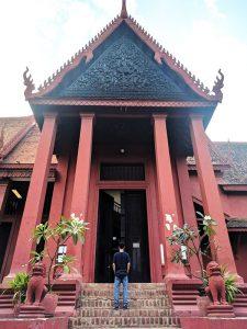 Wat Phnom (chùa bà Pênh)
