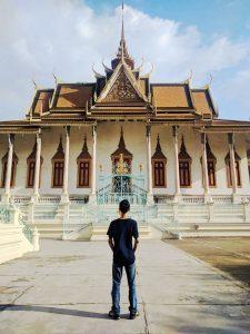 Chùa Bạc ở Campuchia