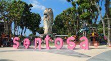 Đảo Sentosa - Singapore
