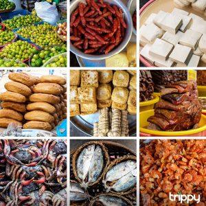 Chợ Châu Đốc thiên đường của chốn ăn uống