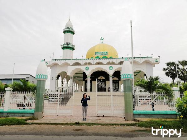 Masjid Al-Ehsan ở Đa Phước