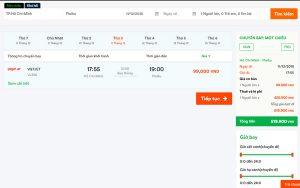 Đặt vé máy bay tại Trippy.vn
