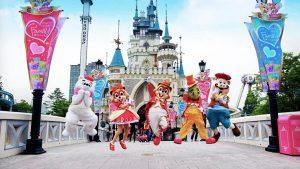 Công viên giải trí Lotte World Hàn Quốc