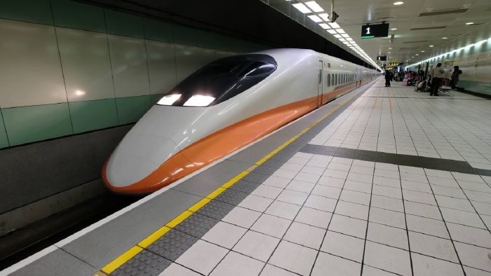 Di chuyển Đài Bắc - sân bay Đào Viên bằng HSR