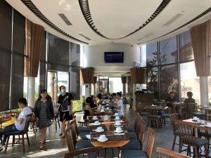 Bữa sáng tại khách sạn Sala Tuy Hòa Beach