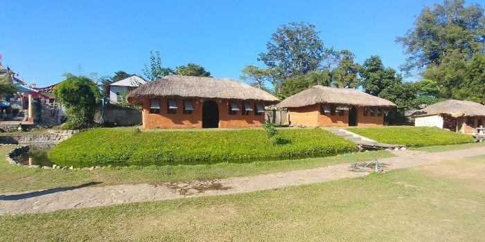 Cảnh vật ở Shantichon Village