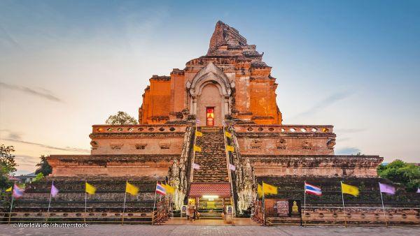 Old City Chiang Mai có gì thú vị