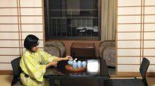 Khách sạn truyền thống Nhật Bản