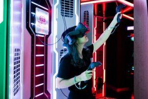 Trò chơi thực tế ảo ở Đài quan sát Landmark 81 SkyView